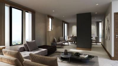 Lindo apartamento de 2 habitaciones sin amueblar, Vista Hermosa zona 15