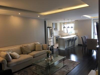 Apartamento en Venta y Amoblado Alquiler Zona 14, 3 Habitaciones, 174 m2, US$ 295,000 / US$2,000