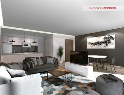 Apartamento en Venta Zona 15, 1 Habitación, Nivel 1, 100 m2, US$ 166,000