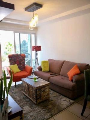 Alquiler Apartamento Amueblado 2 habitaciones zona 13