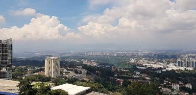 Vendo lindo apartamento Montebello con preciosa vista para la ciudad