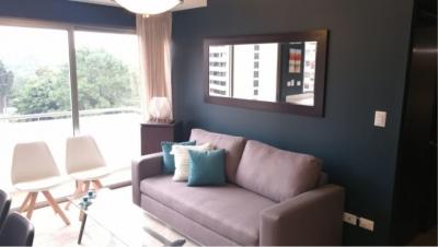 Lindo apartamento amueblado y equipado de 1 dormitorio en zona 10 para estrenar