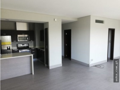 Apartamento Tipo Estudio en Alquiler, Laderas de Florencia Zona 10