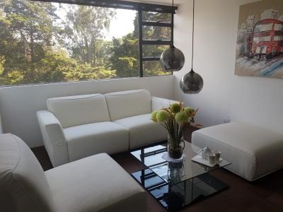 Rento precioso apartamento amueblado zona 14