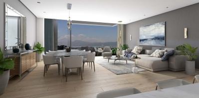 Espectacular apartamento en zona 14 / 3 dormitorios