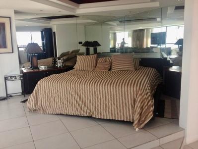 Apartamento Amoblado en Alquiler Zona 14, 3 Habitaciones, 345 m2, US$3,000
