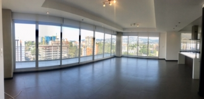 Apartamento en Alquiler Zona 14, 3 Habitaciones, 280 m2, US$2,500