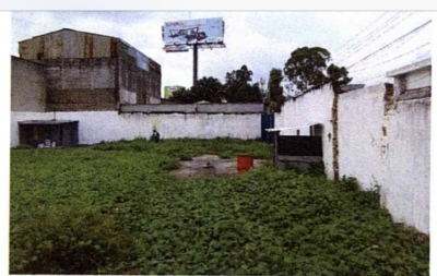 Terreno de 582.78 m2 de terreno en Venta, Zona 11
