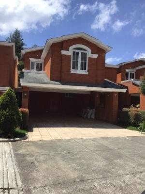 Alquilo casa en Monte Verde km 18.5 Carretera Salvador