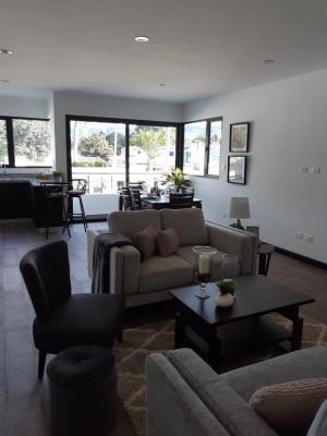 Alquilo apartamento en Domos zona 16