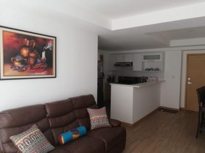 Apartamento Amueblado para Estrenar en zona 10 de 3 habitaciones