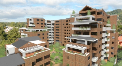 Penthouse en renta y venta zona 15 Vista Hermosa 1