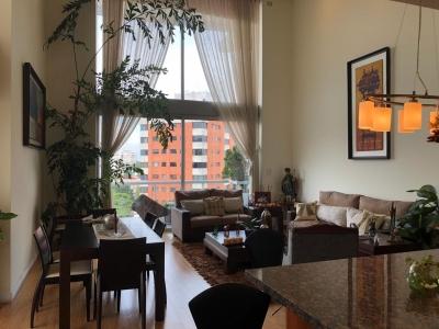 Lindo apartamento estilo loft en venta zona 10