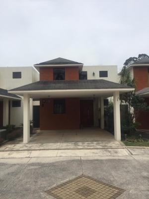 Alquilo Casa en Las Bellotas   Fraijanes Km. 21.5