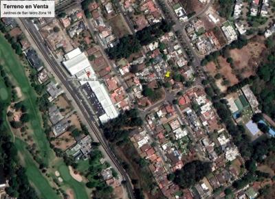 TERRENO EN JARDINES DE SAN ISIDRO, ZONA 16/ACODI