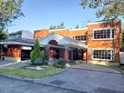 RENTO EXCLUSIVA RESIDENCIA EN ZONA 16 GUATEMALA, CLUB SAN ISIDRO