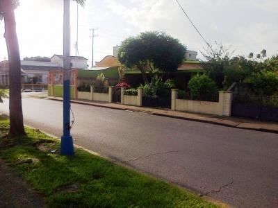 EXCELENTE UBICACION PARA CONSTRUCCION DE EDEFICIOS