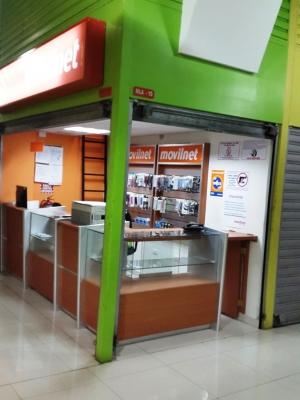Local Comercial en esquina con Franquicia de Movistar incluida, 7.60 m2