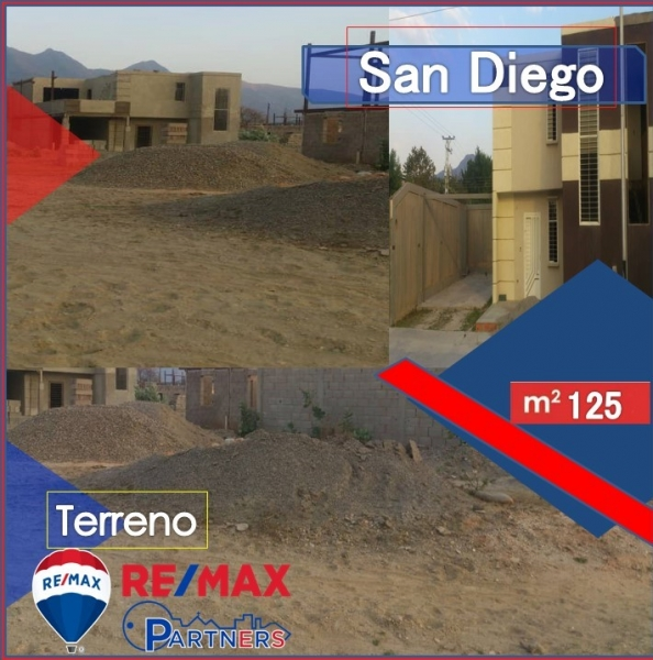 San Diego - Terrenos y Parcelas