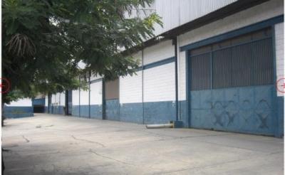 Galpón Industrial en Alquiler