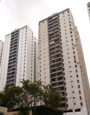 Atractivo Apartamento en EL Cigarral  cod. 78-367