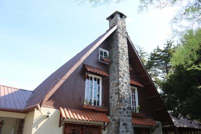 Venta de casa estilo cabaña de montaña en Volcán. Chiriquí