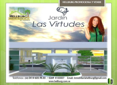 PARCELAS EN JARDINES LAS VIRTUDES