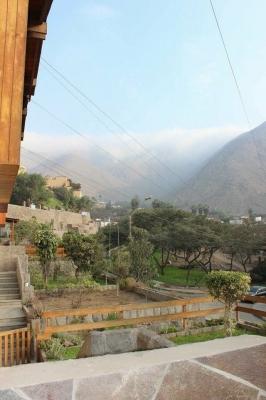 Vendo linda casa en condominio el cuadro chaclacayo. maravillosa ubicacion zona segura