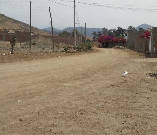 VENDO ACCIONES Y DERECHOS DE EXCELENTE TERRENO 200 MTS.  UBICADO EN EL CENTRO POBLADO SANTA ANITA  FUNDO SAN FERNANDO-DISTRITO DE PACHACAMAC