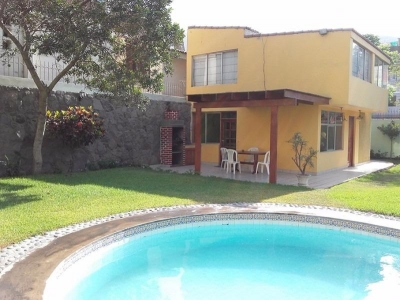 Se Vende Casa de Campo en Chaclayo