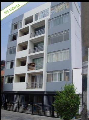 PUEBLO LIBRE: departamento en venta