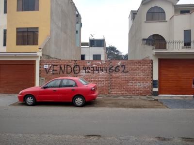 Terreno en urb Santa María Surco