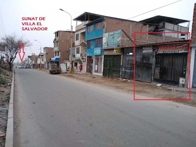 VENDO CASA $130 000 EN VILLA EL SALVADOR DE 108 M2 MISMA AV. PACHACUTEC