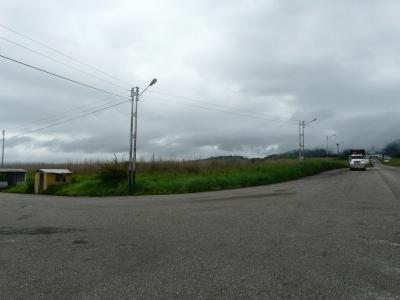 Terreno. Santo Domingo del Táchira