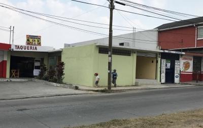 CASA EN VENTA Y RENTA CON LOCAL COMERCIAL EN ZONA 10 DE MIXCO, SAN JACINTO