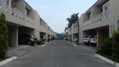 Alquilo Casa Zona 4 Mixco | Condominio Bosques de La Fontana