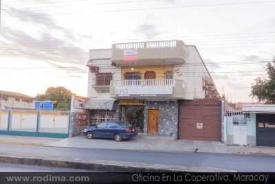 Oficina en Alquiler en La Coopertiva, Maracay, 200 m2