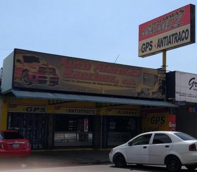 Fondo de Comercio Auto Alarmas Sánchez