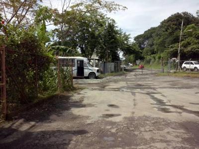 Terreno para Construcción o Estacionamiento de Gandolas