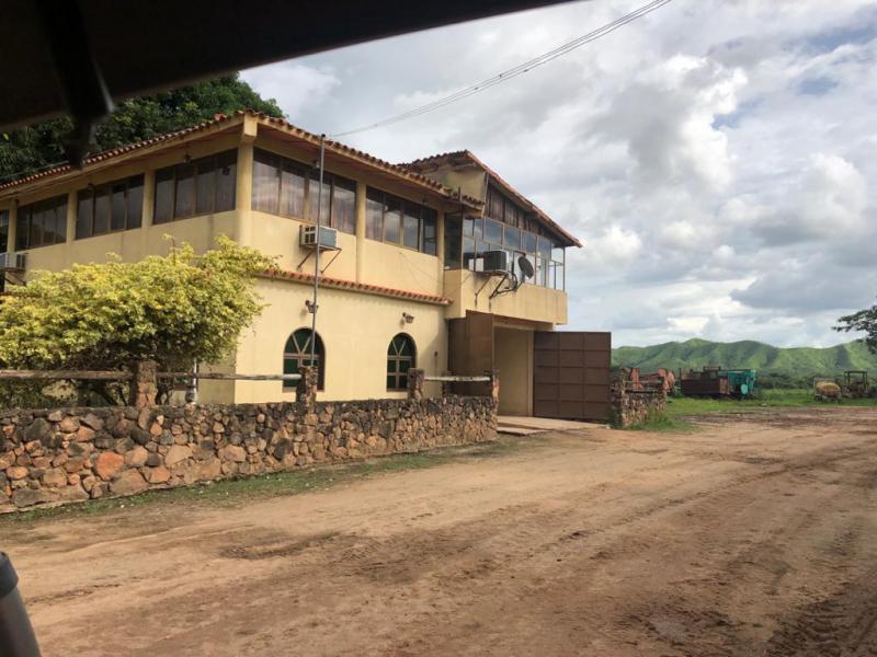 Carretera Nacional El Baul - Haciendas y Fincas