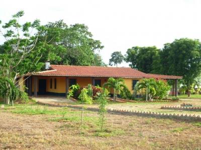 Casa de Campo y Parcela
