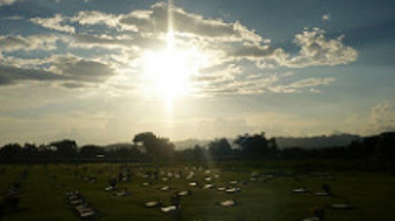 Venta de Parcela De Funerarias De  2 M2, Ubicada Parque Jardín Cementerio Oasis