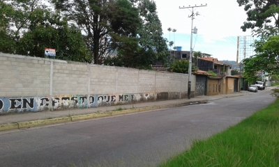 AMPLIO TERRENO AVENIDA LOS AGUSTINOS