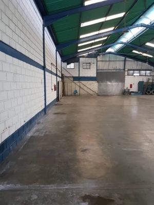 Galpón de 500 m² en PUENTE REAL