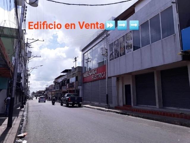 Punta de Mata - Edificios