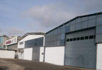 Galpón Industrial Z.I Unare Puerto Ordaz Estado Bolivar