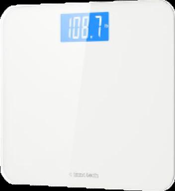 Innotech Digital Bathroom Scale ID-767 White