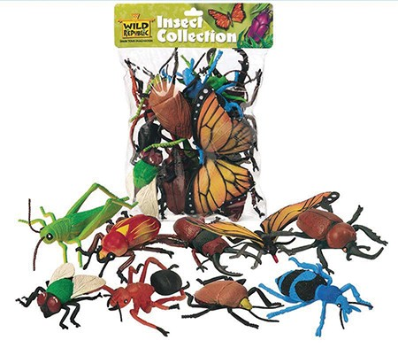 Giant Insect Collection