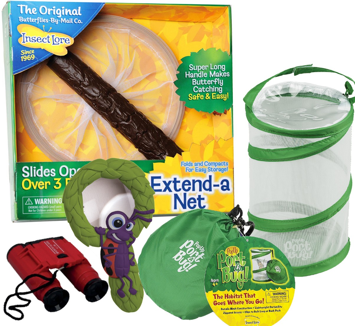 Butterfly Catch And Release Kit