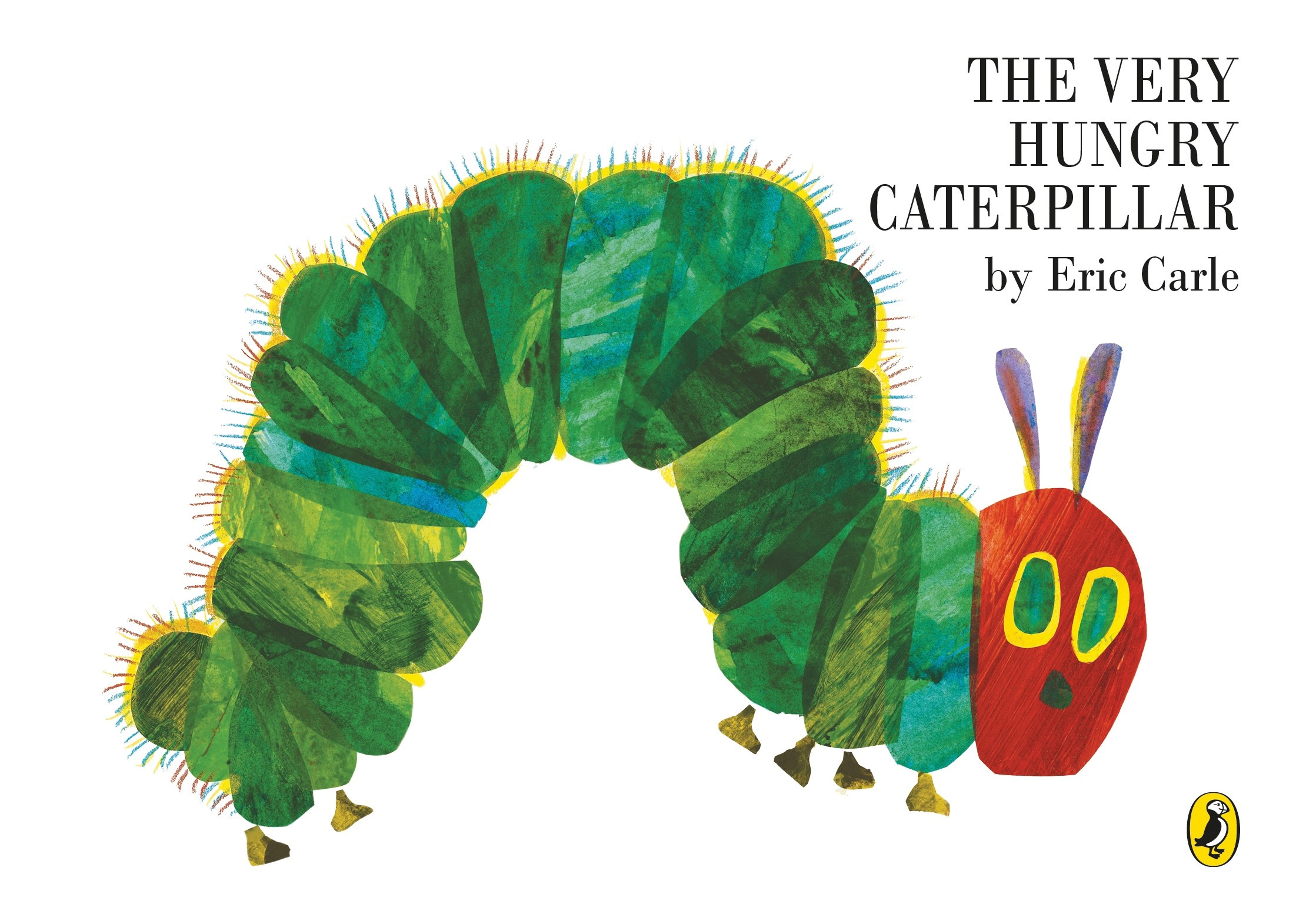 The Very Hungry Caterpillar™ Book